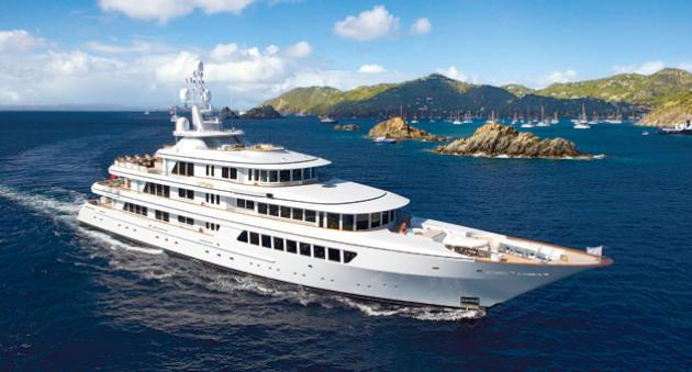 How to choose your luxury charter yacht?