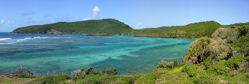 The Grenadines and St. Vincent